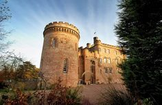 10 Castles You Can Actually Afford to Sleep In | Fodors... Stay at Dalhousie Castle Hotel in Edinburgh, Scotland