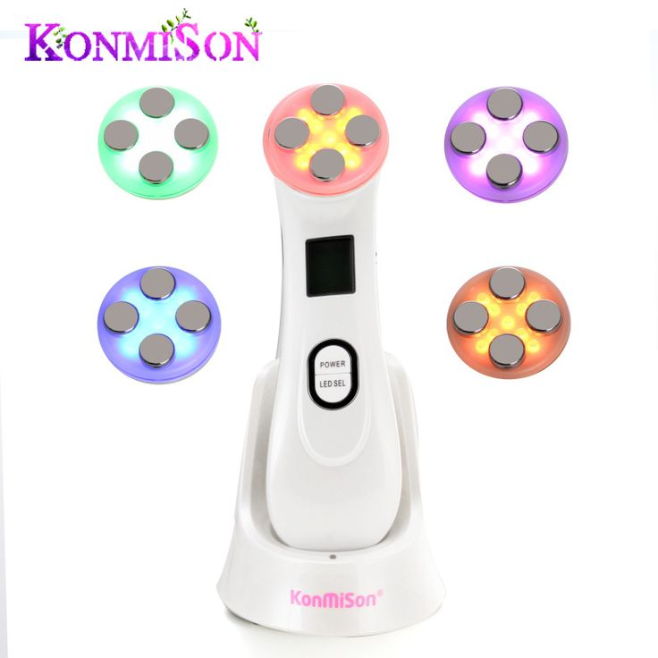 Mesotherapy Electroporation RF Radio Frequency Facial LED Photon Skin Care Device Face Lifting Tighten Eye Facial Skin Massager-in Massage & Relaxation from Beauty & Health on Aliexpress.com | Alibaba Group