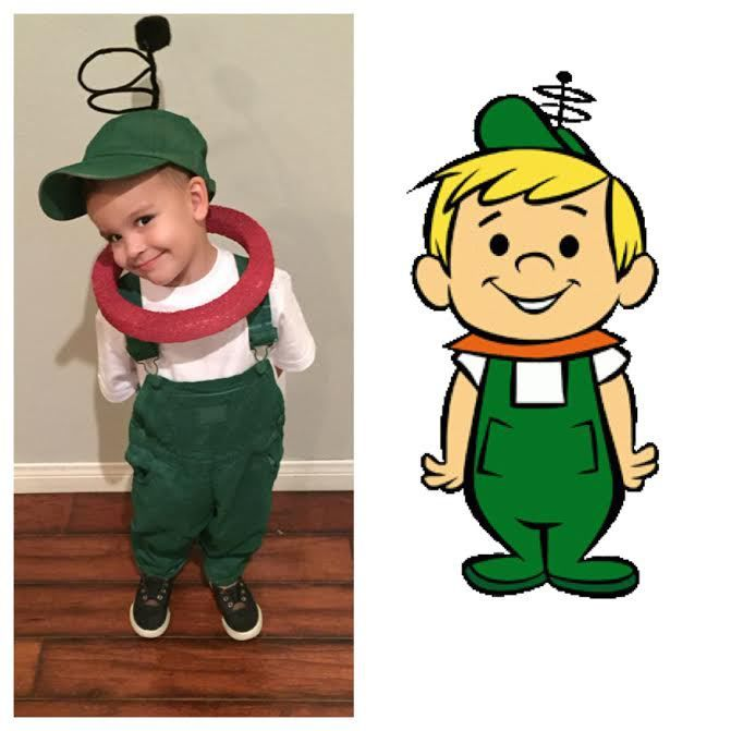 Paxton as Elroy Jetson