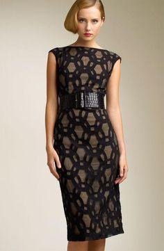 Gwen stefani lamb black lace dress - Google Search
