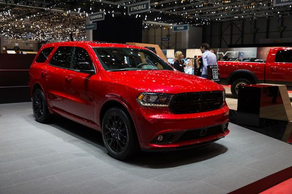 2018 Dodge Durango is the featured model. The 2018 Dodge Durango SRT8 Model image is added in car pictures category by the author on Mar 24, 2017.