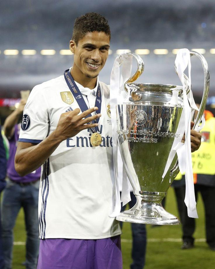 Varane Real Madrid Champions League 12 duodecima Cardiff 2017