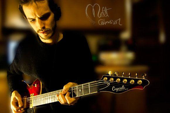Matt Gilmour Guitar promo