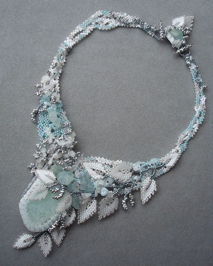 Best images about bead leaves on pinterest beaded