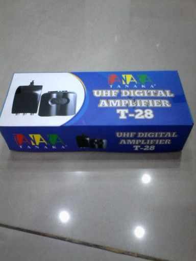 Uhf Digital Amplifier T-28 hanya di Yoriyukishop