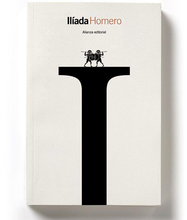 Homero - Portadas de Manuel Estrada para Alianza Editorial