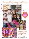 40th Birthday Party Designs for Trista Sutter at @livinglocurto