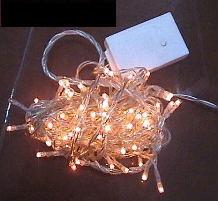 ** 5m CLEAR decorative lights for Weddings, Garden, Parties, Christmas, Diwali, etc. Wholesale only!