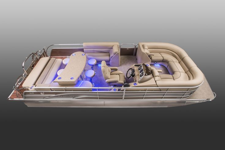 25 SES Bar Luxury Pontoon Boat Accessories. #Boating #LakeMartin