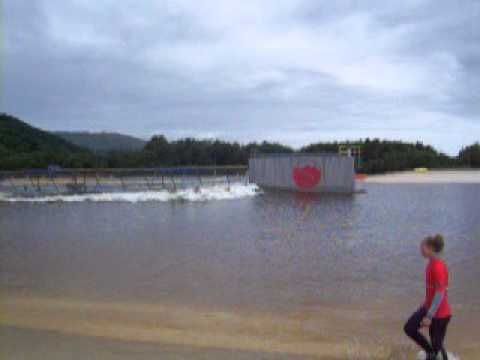Surf Snowdonia with dragonsurfs.