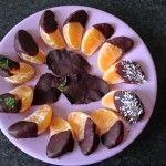 Chocomandarijntjes (zonder geraffineerde suiker & zuivel)