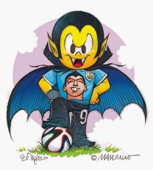 Além de exagerada, punição a Suárez é um desserviço ao futebol