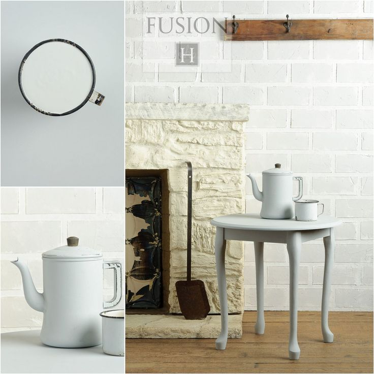 Explore Colors Gold Fusion: Sterling, By Fusion™ Mineral Paint