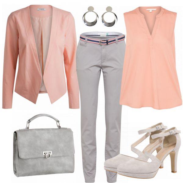 SpirngWork Damen Outfit – Komplettes Business Outfit günstig kaufen | FrauenOut…