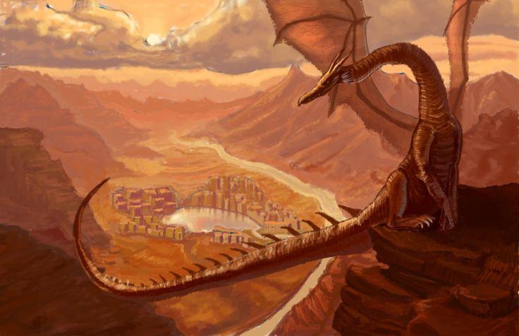 The desolation of Smaug