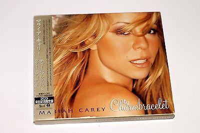Mariah Carey ?? Charmbracelet (2002) Japan Tour Edition 2CD w/ OBI + Slipcase