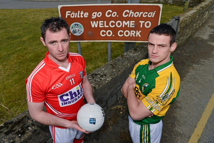 Big game this Sunday in the Allianz Football League with Cork GAA taking on old rivals Kerry GAA in Tralee with a 2 p.m. throw in. Get Sharing and Liking to show your support for the Rebels on Facebook! #CRW #Cork