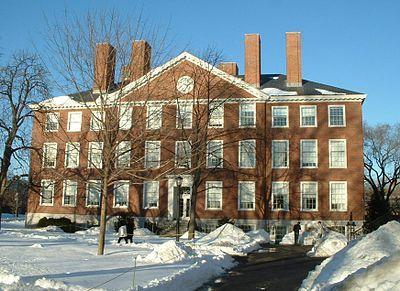 Radcliffe College was a women's liberal arts college in Cambridge, Massachusetts, and functioned as a female coordinate institution for the all-male Harvard College. It was also one of the Seven Sisters colleges, among which it shared with Bryn Mawr College the popular reputation of having a particularly intellectual, literary, and independent-minded student body.[1] Radcliffe conferred Radcliffe College diplomas to undergraduates and graduate students for the first 70 or so years of its ...