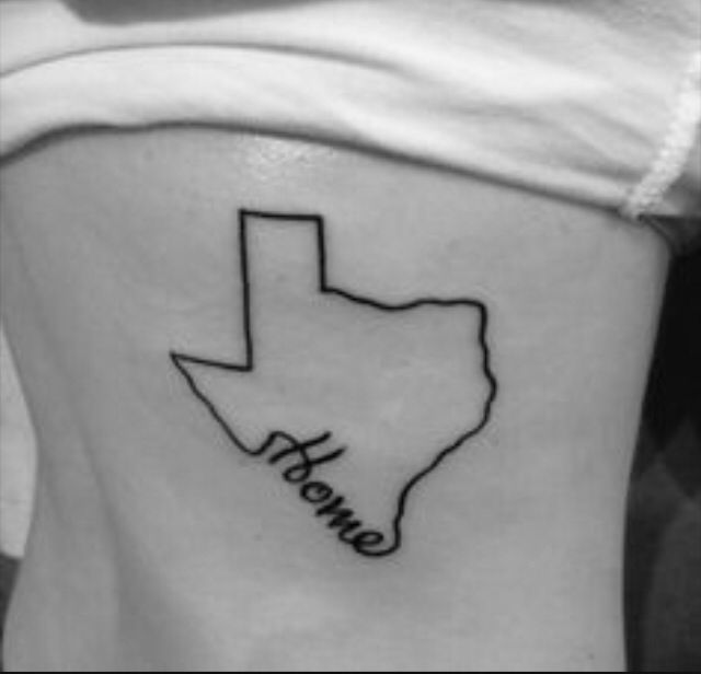 25 Best Ideas About Texas Flag Tattoo On Pinterest