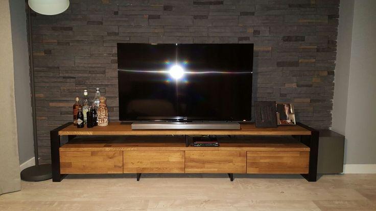 Manhattan Tv Sehpası 160 Cm