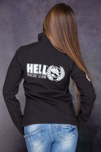 HRT Women Jacket Back in Black