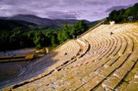 Mycenae and Epidaurus Day Trip