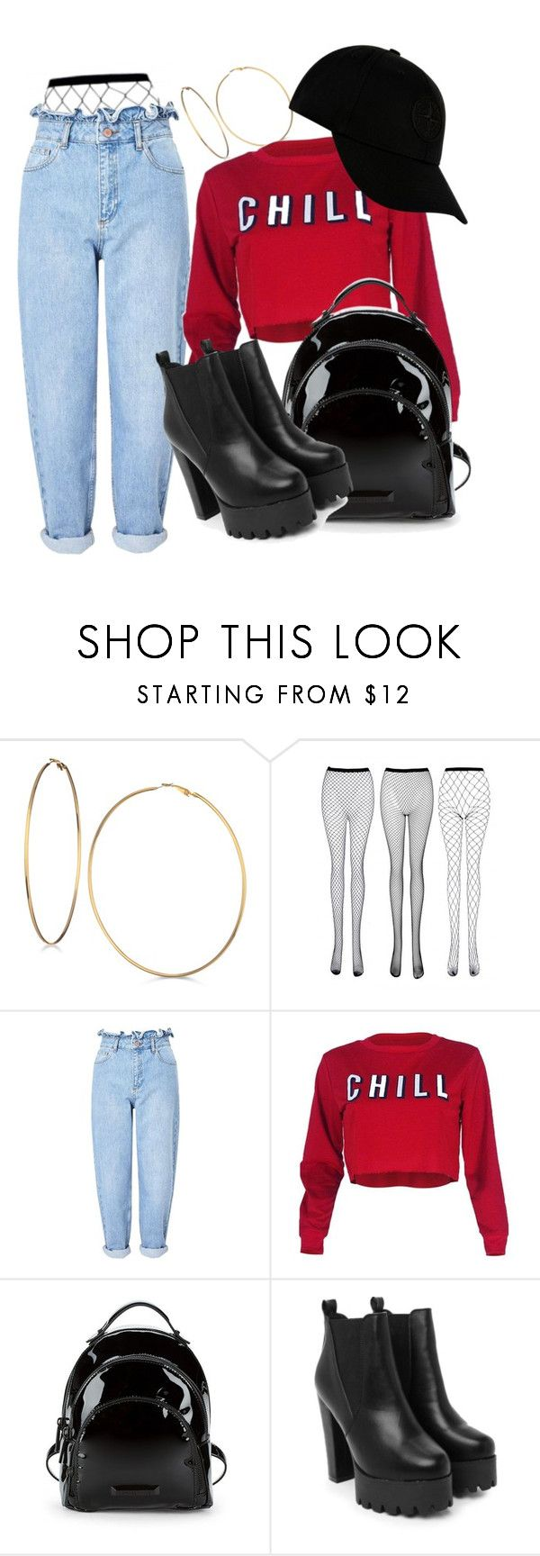 """""""❤"""" by maiiira-nair ❤ liked on Polyvore featuring GUESS, Miss Selfridge, Kendall + Kylie, Nasty Gal and STONE ISLAND"""