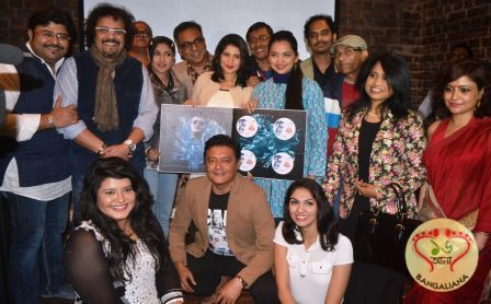 Audio Music Album of Upcoming Bengali film Ebar Shabor Launched; Edgy Sounds by Bickram Ghosh to Complement the Edgy Thriller