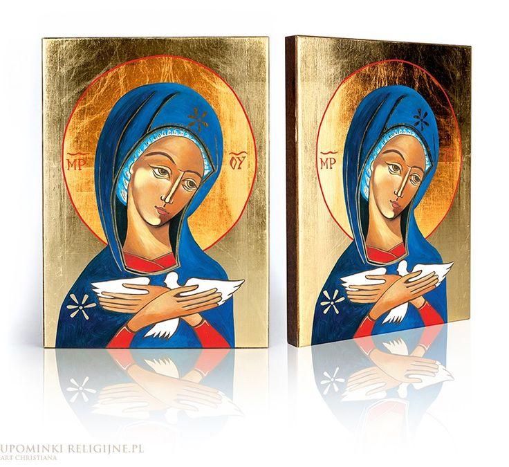 Pneumatofora Matka Boża niosąca Ducha Świętego