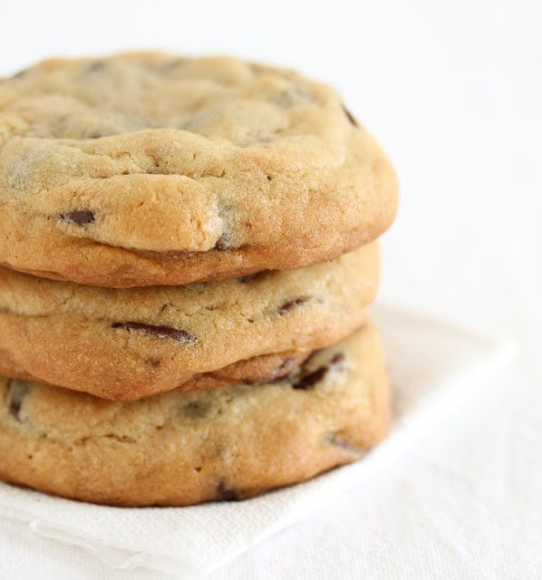... super popular NY Times Chocolate Chip Cookies....calls for cake flour