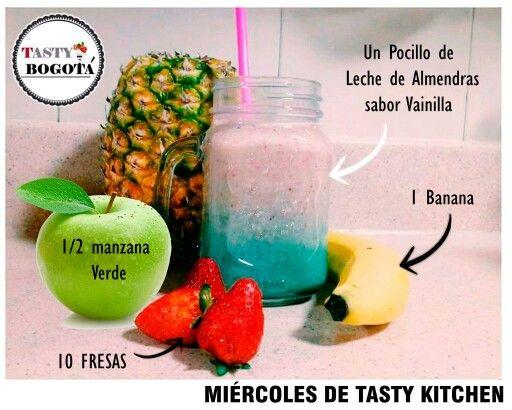 Smootjie de fruta