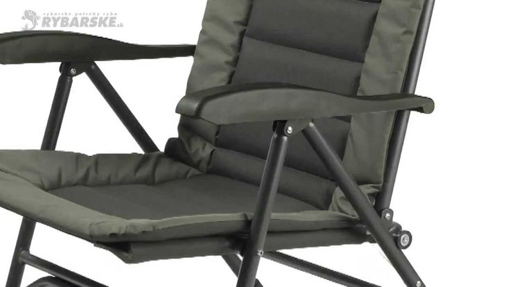 Už názov tohto kresla napovedá niečo o pohodlí a stabilite. O Chair Comfort Quattro to skutočne platí a potvrdzujú to aj referencie od zákazníkov. Ako prvú oceníte jeho ľahkú konštrukciu pri transporte. To však neubralo nič z jeho nosnosti, kreslo je mimoriadne pevné a bez problémov si poradí aj s poriadnymi telesnými schránkami o hmotnosti 130 kilogramov. http://www.rybarskepotrebyryba.sk/clanky/30/PRODUKT-TYZDNA-Kreslo-Mivardi-Comfort-Quattro/