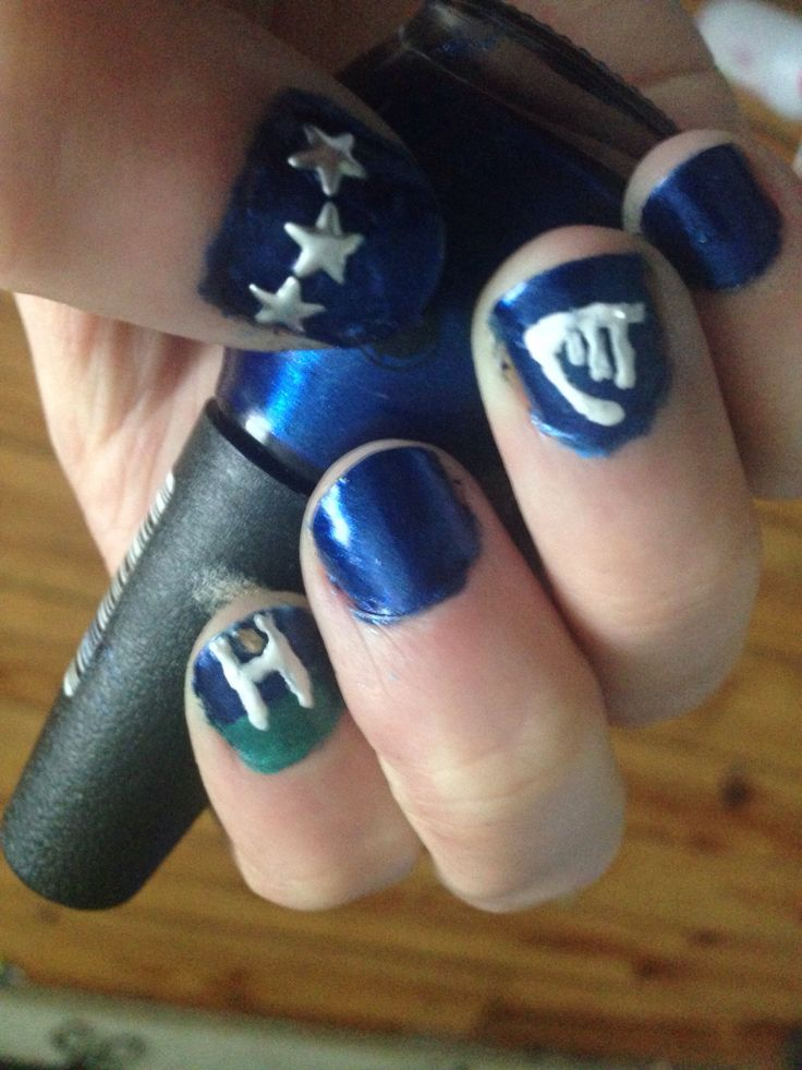 Leinster rugby nails