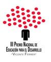 Publicacion de las BBPP premiadas en la III edición del Premio Nacional de Educación para el Desarrollo Vicente Ferrer