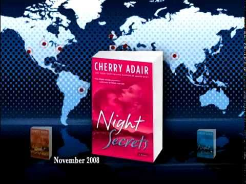 ‪Cherry Adair -- NIGHT TRILOGY - TV AD- T/FLAC/PSI‬‏ - YouTube
