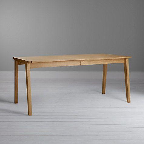 Buy John Lewis Duhrer 6-10 Seater Extending Dining Table Online at johnlewis.com