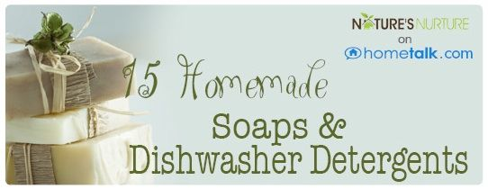 soaps and detergents header
