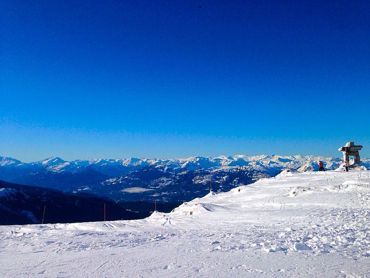 Whistler, B.C., January 2015