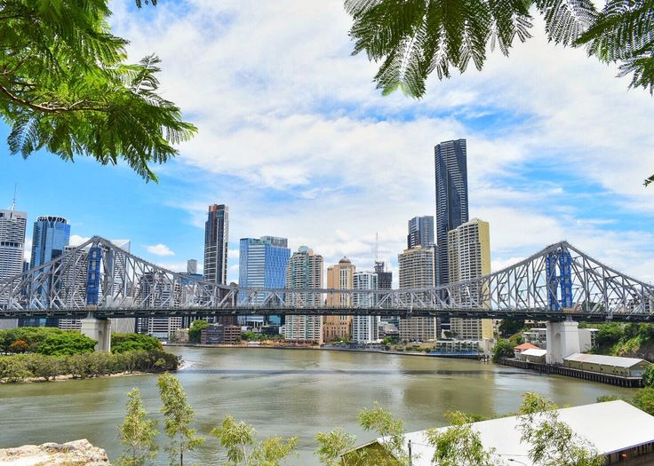 Brisbane Story Bridge, Queensland  Australia