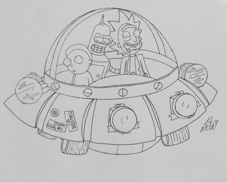 The 25+ best Spaceship drawing ideas on Pinterest