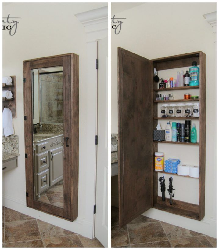 25+ Clever Hidden Storage Solutions You'll Wish You Had at Home