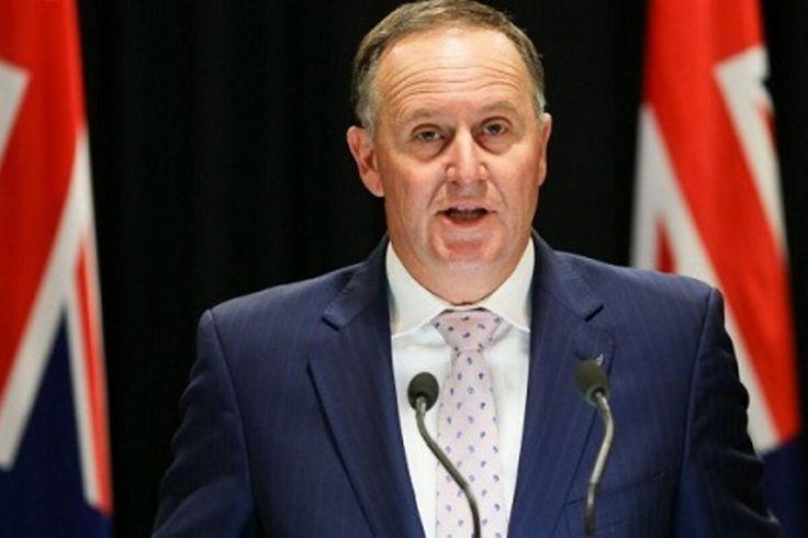 New Zealand Prime Minister John Key Resigns
