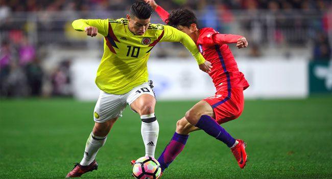 CROPCASH: No James Rodriguez, No Problem For Colombia