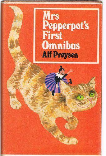 Mrs. Pepperpot's Omnibus: Amazon.co.uk: Alf Proysen, Bjorn Berg, M. Helweg: Books