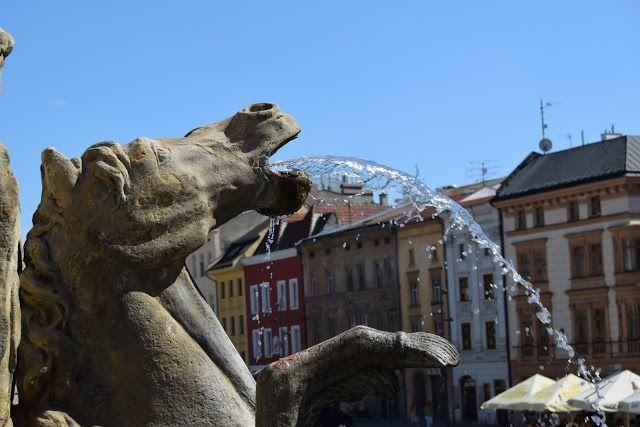 O víkendu v krásné Olomouci