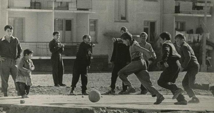 Футбол во дворе, 1966 - 1972