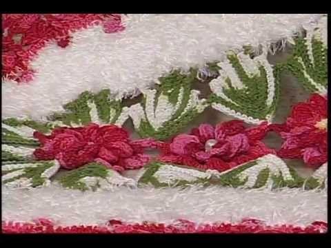 Bolsa em crochê com Maria José - Vitrine na TV - YouTube