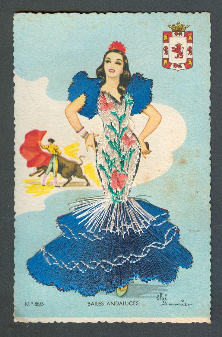 Elsi Gumier Spanish postcard   eBay