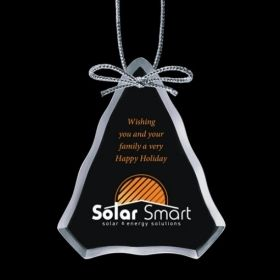 """Promotional Products Ideas That Work: Starfire Ornaments w/VividPrint™ - Tree 4¼"""". Get yours at www.luscangroup.com"""