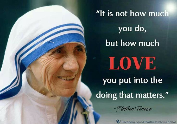 Mother Teresa Quotes On The Eucharist: 89 Best Images About The Saints: Mother Teresa On